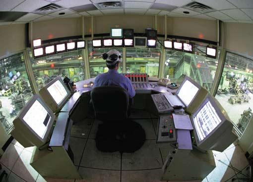 IДекомпозиция АСУ при технологическом процессе